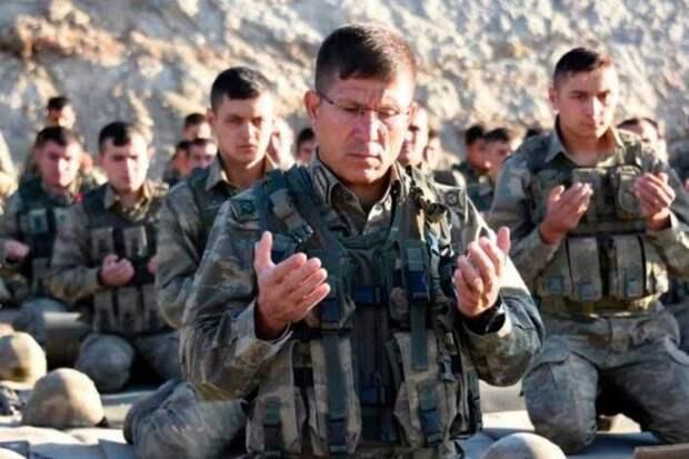 В операции Азербайджана против Нагорного Карабаха участвовали 600 турецких офицеров