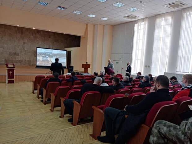 В Краснодаре выбирают атамана Екатеринодарского районного казачьего общества
