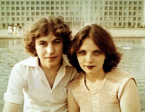 лариса савицкая с мужем