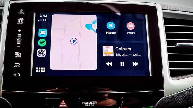 Apple превратит iPhone в ключи от машины
