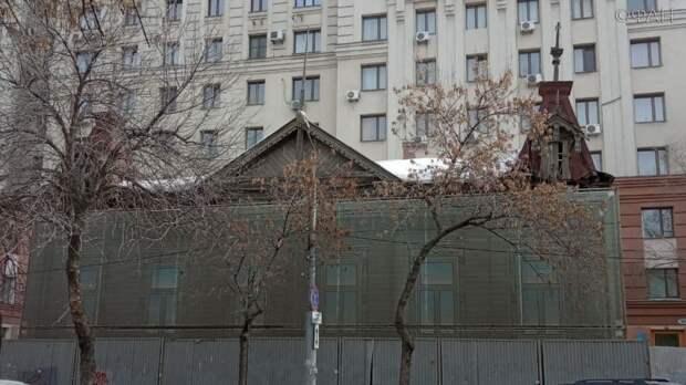 Самарские власти нашли способ спасти от разрушения «дом Маштакова»
