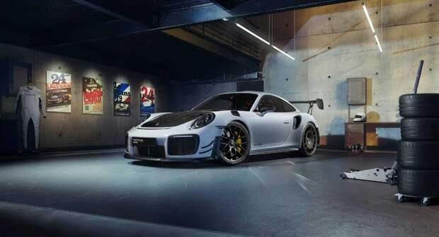 Компания Porsche расширяет программу кастомизации своих спортивных авто