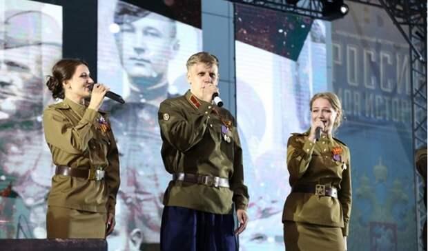 На Центральной небрежной пройдет гала-концерт в честь Дня Победы