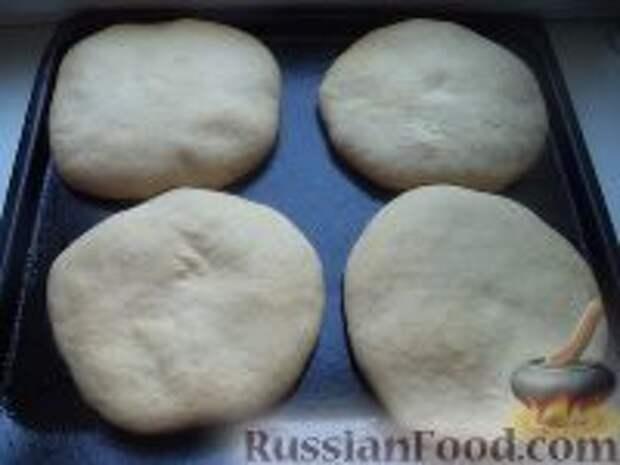 Фото приготовления рецепта: Хачапури (1) - шаг №16