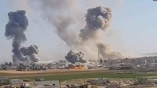 СМИ: Израиль атаковал склад в Сирии, пострадал ребенок с матерью