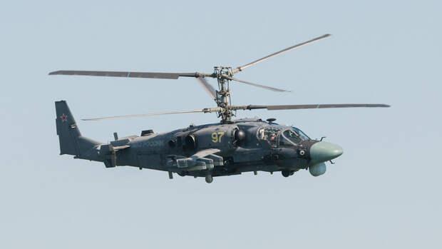 Российский вертолет Ка-52 оказался на голову выше американских конкурентов