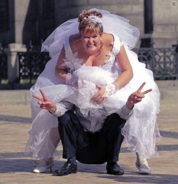 Прикольные свадебные торжества 0