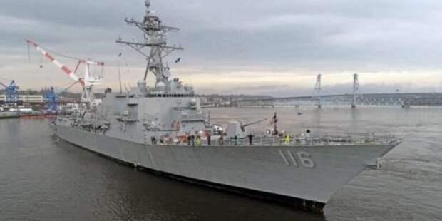 Почему украинцы рано радуются: Нашествие кораблей НАТО в Черном море
