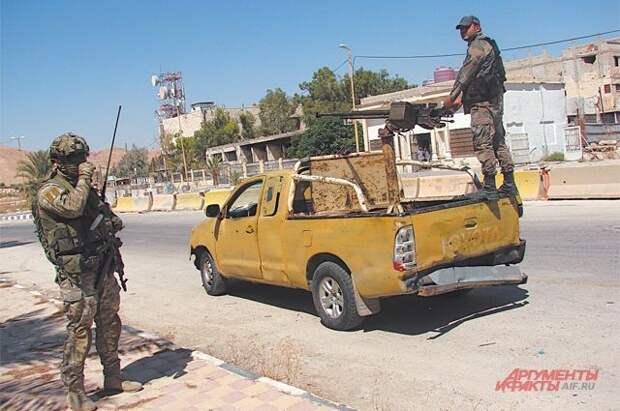 Сирийские военные отразили атаку террористов в Идлибе