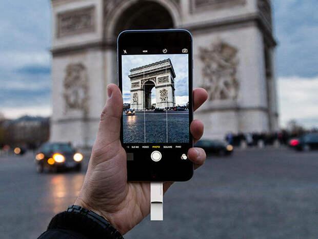Формула удачной фотографии на телефон