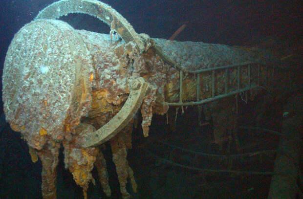 Самые дорогие, неожиданные и редкие находки с затонувших кораблей