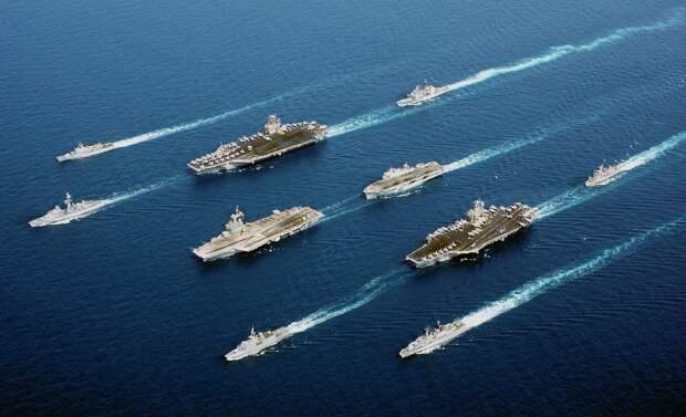 National Interest: Как военные США видят войны будущего на море