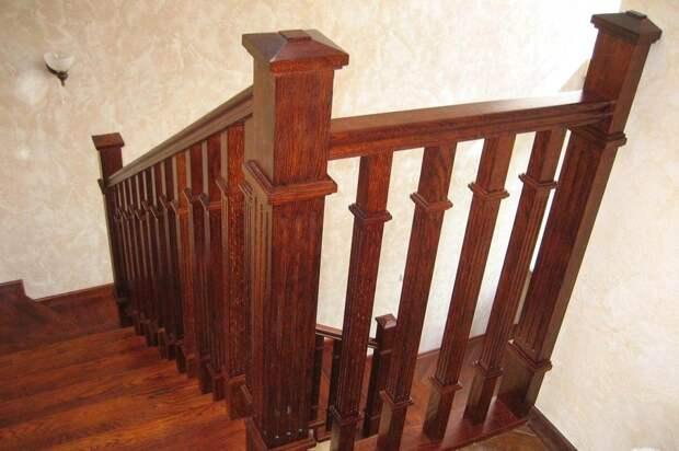 Варианты лестниц на второй этаж в частном доме, если мало места