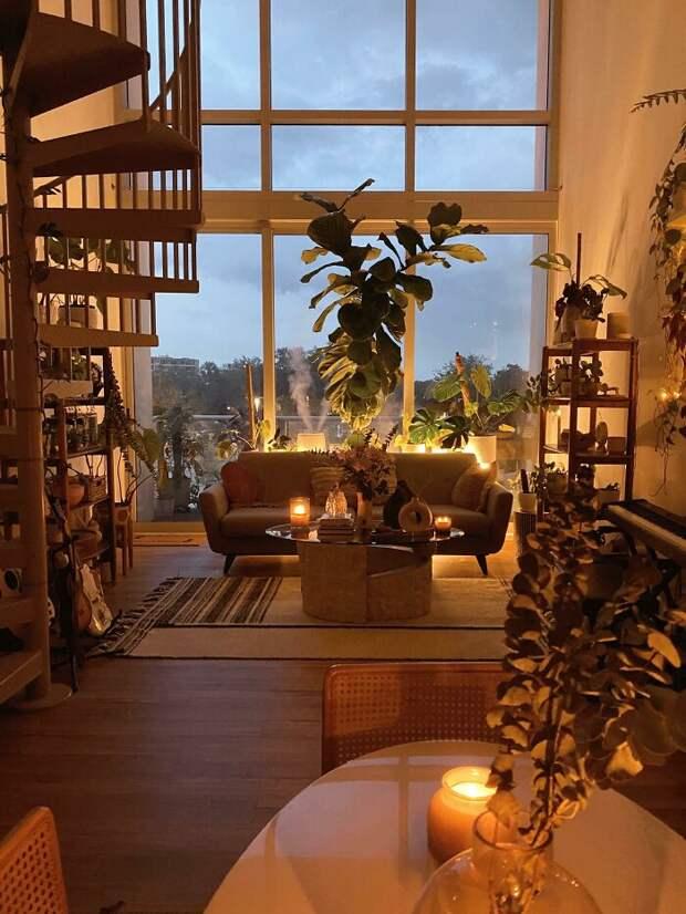 Уютные жилища, пожить в которых — просто мечта