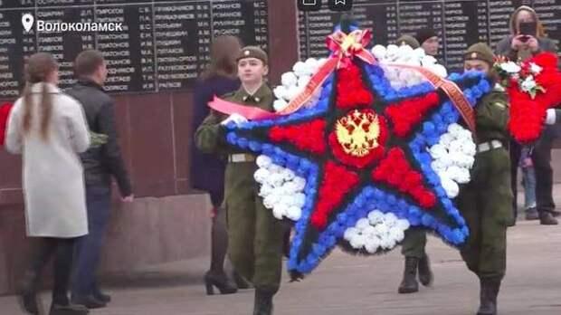 Парад, поздравления ветеранов и концерт. Как отметили День Победы в Волоколамске