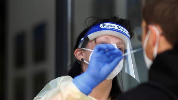 В Бразилии выявили более 75 тысяч случаев коронавируса за сутки