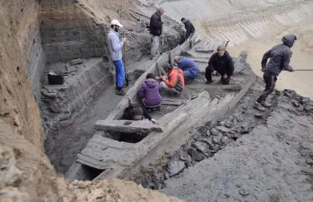 О чём рассказали учёным суда древних римлян, найденные случайно шахтёрами в Сербии на месте пересохшей реки