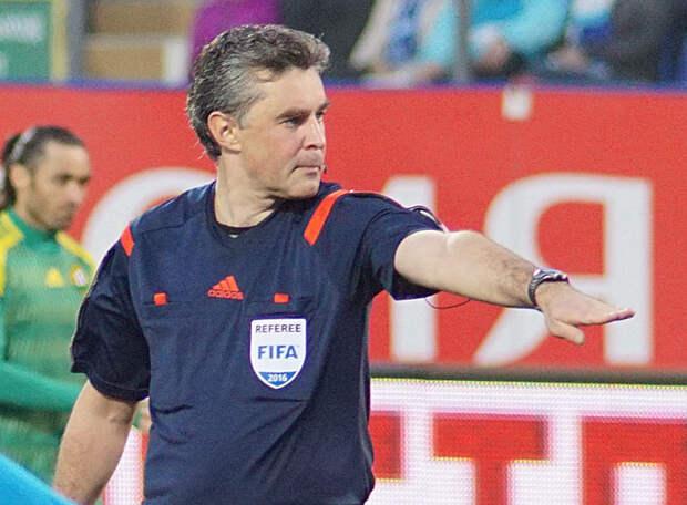 Алексей Николаев: «На 18-й минуте нужно было назначать пенальти в ворота «Ахмата»