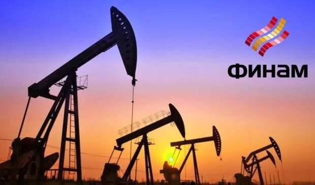 Рост цен нанефть помог российскому нефтегазу впоследнюю неделю
