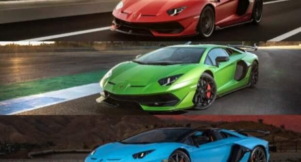 Программа персонализации Ad Personam: ваш уникальный Lamborghini
