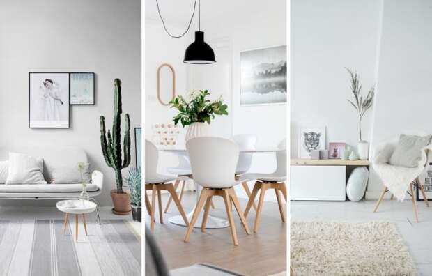 Скандинавский стиль в дизайне интерьера: 20 идей для вдохновения