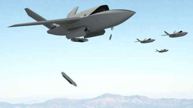 В США хотят «украсть» новейший российский беспилотник С-70 «Охотник»