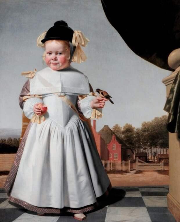 художник Цезарь Боэтиус ван Эвердинген (Cesar Boetius van Everdingen) картины – 24