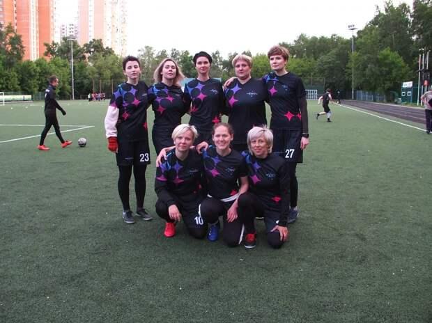Футболистки из Свиблова начали сезон с победы над командой «Школота»