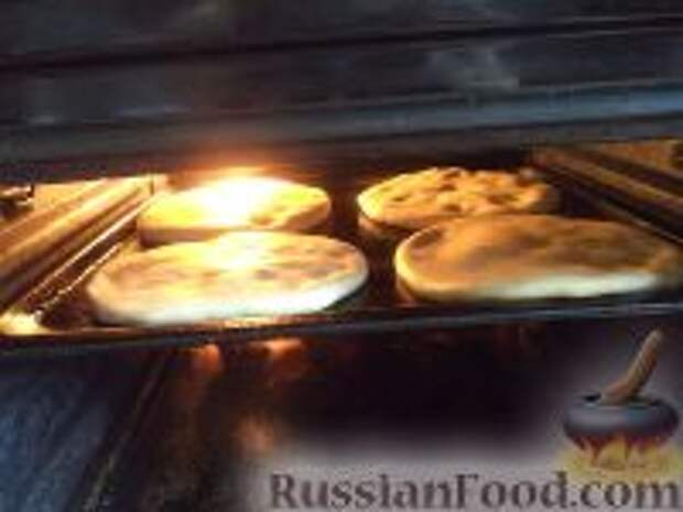 Фото приготовления рецепта: Хачапури (1) - шаг №15
