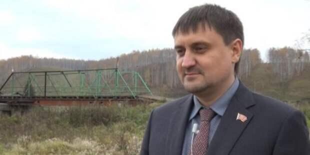 Красноярский депутат Козин попался на взятке