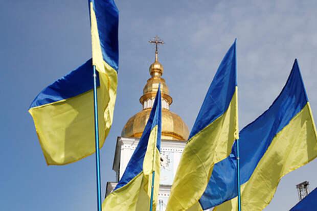 Украине предложили переименовать страну в Укрусь