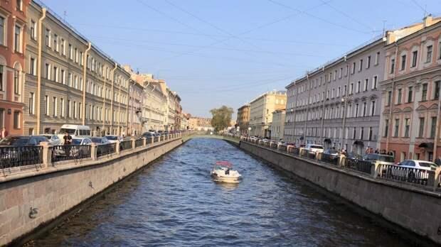 Теплый атмосферный фронт 10 мая сформирует погоду в Петербурге