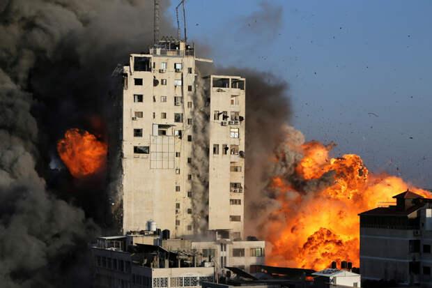 О поражении Израиля