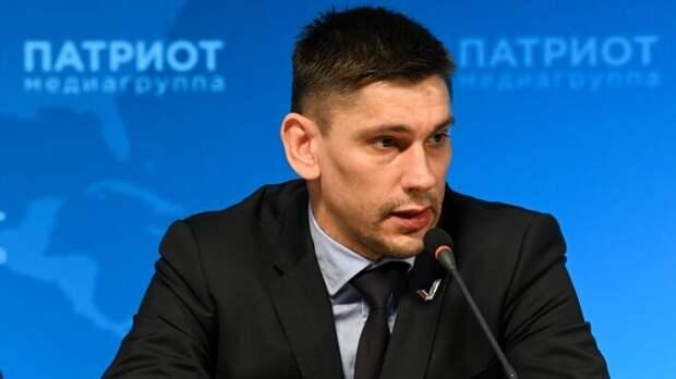 Член штаба ОНФ в Санкт-Петербурге Антон Соловьев