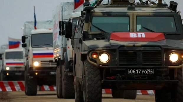 США захотели вторгнуться в Карабах и вытеснить Россию