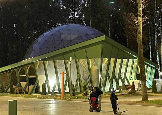 Новый планетарий откроется в Нижнем Новгороде 23 октября