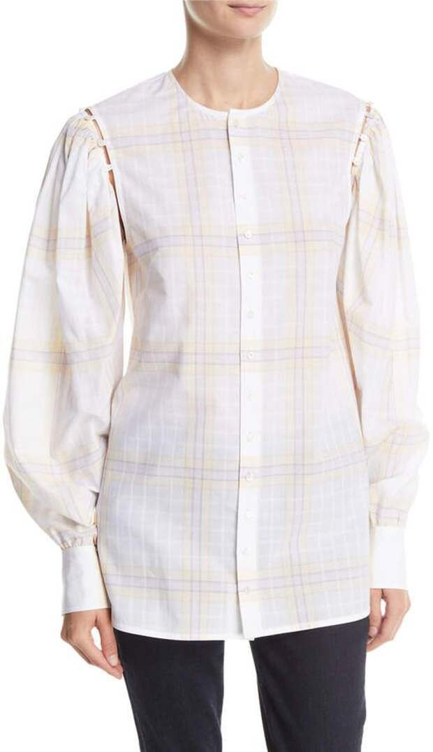 40 новых блузок : идеи