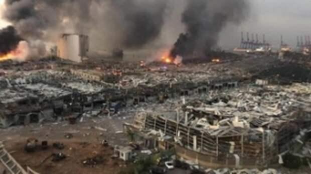 """""""От дестабилизации в Ливане могут выиграть США"""". Что взорвалось в Бейруте и каковы последствия трагедии"""