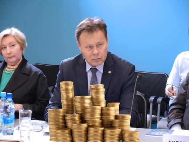 Коммунист-миллионер Арефьев – депутат-бездельник за ваши деньги