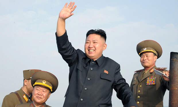 Северная Корея назвала своего настоящего противника