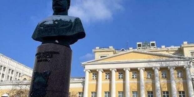Мосгорнаследие подготовило экскурсию по столице ко Дню защитника отечества