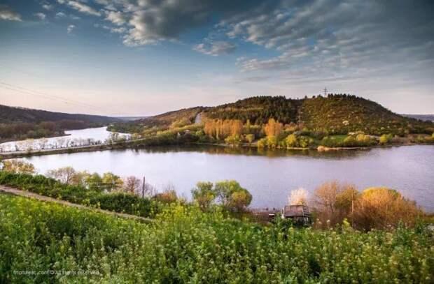 Остров Гоян – самый большой остров в Молдове (ФОТО)