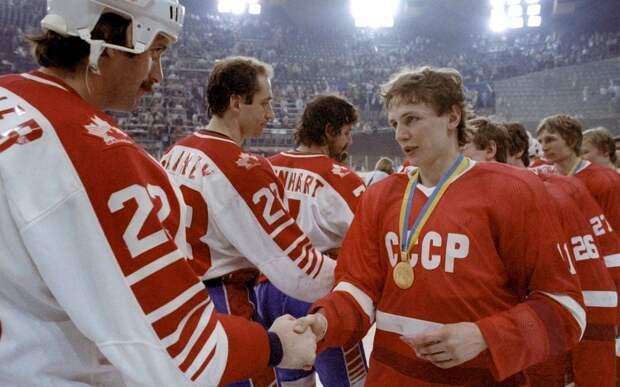 Легендарному голу Ларионова — 39 лет. Он начал разнос американцев на своем первом турнире за сборную СССР