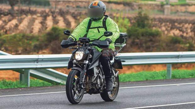 На испытаниях заметили прототип нового бюджетного мотоцикла KTM Duke 250