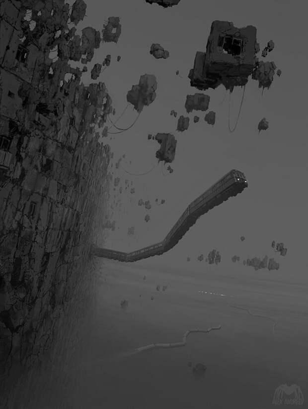 Персональная реальность цифрового художника Алексея Андреева