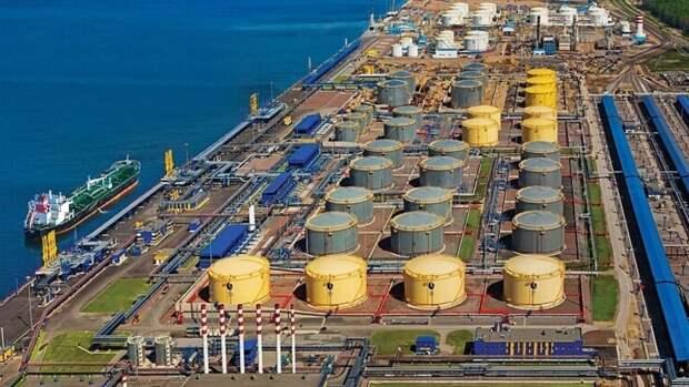10,5млн тонн нефти прокачала наэкспорт «Транснефть» вфеврале 2020