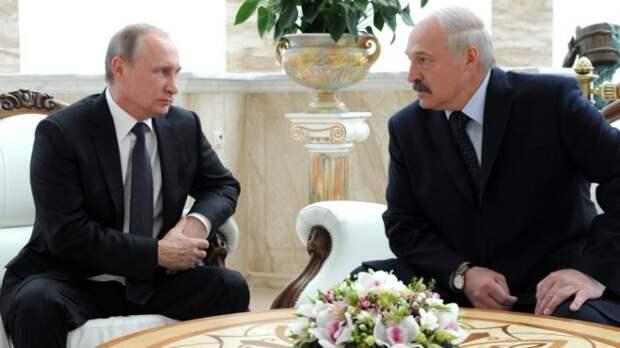 На Украине рассказали, о чем могли говорить Путин и Лукашенко за закрытыми дверями.