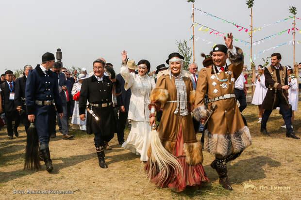 Якутия отмечает День государственности