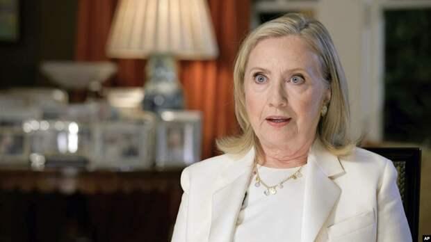 Клинтон призвала Байден не признавать победы Трампа