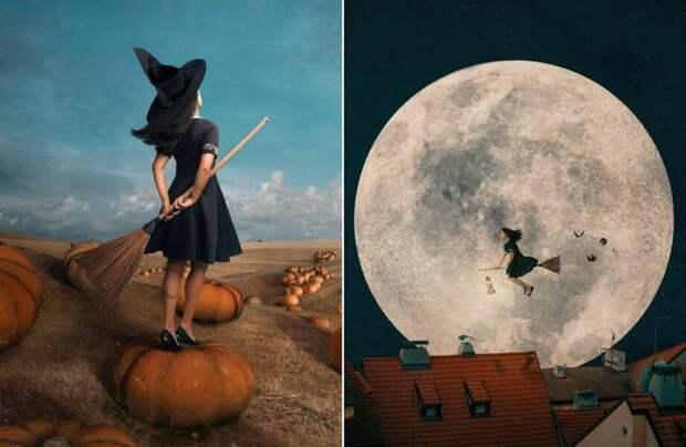 10 фотографий настоящих ведьм Америки